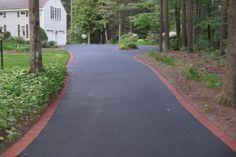 40 reference of asphalt driveway lighting asphalt driveway lighting- Ple Driveway Border, Brick Driveway, Asphalt Driveway, Driveway Design, Driveway Entrance, Driveway Landscaping, Driveway Ideas, Driveway Repair, Patio Design