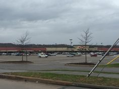 Pleasant Valley Shopping Center. corner of Pleasant Valley Rd. and Broadview Rd. 11/27/2015