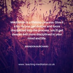 Meditation can travel with you through your life Fab Brendon Burchard quote Friday Dance, Meditation Quotes, Im Excited, Staying Alive, Powerful Words, Writer, Mindfulness, Author, In This Moment