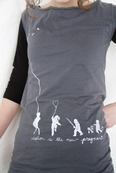 Asphalt Dress adoption is the new pregnant by thenewpregnant, $30.00