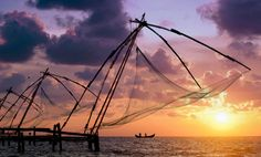 Know the list of best places to visit in India.India offers wide options of tourist spots.This will give you idea about the best touTourist places in India Kochi, Kerala Travel, Kerala Tourism, India Travel, Tourist Places, Places To Travel, Travel Destinations, House Boat Kerala, Cafes