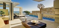 One of our latest luxury beach retreats - Azure in Camps Bay