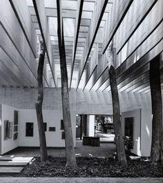 Pabellón Bienal de Venecia by Sverre Fehn
