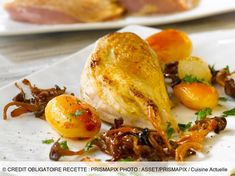 Turkey, Chicken, Breakfast, Food, Nouvel An, Week End, Mushroom Recipe, Tasty Kitchen, Eten