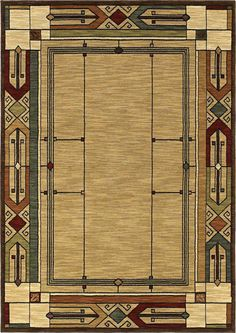 Mission Plains Broyhill Of Denver Rug Has Our Colors Craftsman Style Bungalow