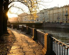 St. Petersburg, Russia. Take me back! It's funny how familiar this place feels and I was only in the city for less than 5 days.