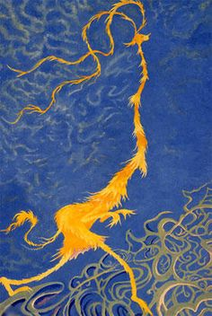 """Limited Edition Print """"Golden Girl"""" by Dr. Seuss Theodor Geisel"""