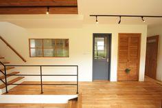 桜川市Hさんのおうち Japanese Interior, Divider, Room, House, Furniture, Ideas, Home Decor, Cooking, Bedroom