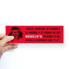Beagles, represent.