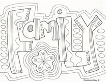 Picture Family Coloring Pages Coloring Pages Family Coloring