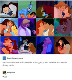 Not all Disney fan art is created equal.   17 Disney Posts That'll Make You Realize Some Shit