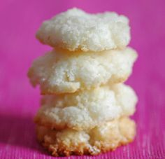 Un biscotto al giorno: Biscotti al cocco
