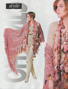 Butterfly Creaciones: Moa Fashion Magazine №581