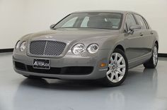 Dream about owning a Bentley? Check out this 2008 Bentley Continental Flying Spur for sale only on CarLister.co