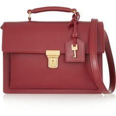 cafd44799c85 Saint Laurent High School leather shoulder bag ( 1