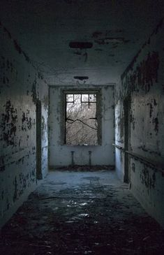 Verden psychiatric hospital // abandonned
