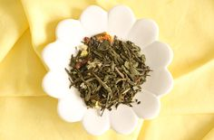 A review of Sencha Spring Melody tea from the fabulous Gently Stirred