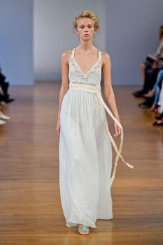 Lord of the Rings Fashion  , Dress for Rosie Cotton -Colette Dinnigan