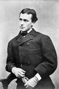 """The young Henry James. """"After Henry James's death 100 years ago, his relatives were at pains to remove any hints of his sexuality from his letters and biography."""""""