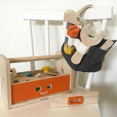 Mitä tänään leikittäisiin? #plantoysfinland #plantoys #kiddex_suomi #rakentelu #oppiminen (📷@plantoysdk) Plan Toys, Planer, Baby Strollers, Instagram, Photo And Video, How To Plan, Chair, Children