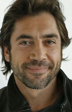 Javier Bardem - Cutie!  Great match with Penelope Cruz.