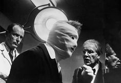 Seconds (1966) Rock Hudson, Frank Campanella, John Randolph - Director: John Frankenheimer - unhappy man undergoes a facial reconstruction and fakes his death so he can have a new life.  Things do not go as planned.