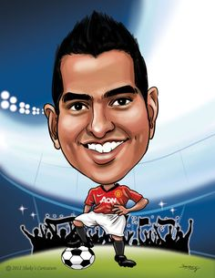 Custom Caricatures illustration from photos, Cartoon Portrait illustration, Personalized Gifts for Friends