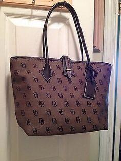 Authentic Dooney Bourke Handbags