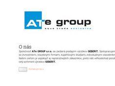 ATe GROUP - výrobky značky GEBERIT