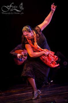 La gran CARMEN LEDESMA at 9th Annual Bay Area Flamenco Festival. Photo by Christine Fu.