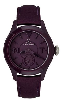 Purple Toy Watch