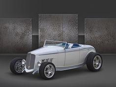 2005 Leno 32 Bowtie Deuce Roadster
