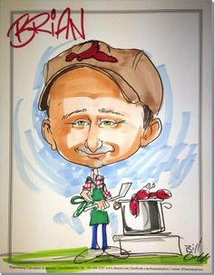 B Catering, Brian Doherty