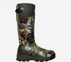 LaCrosse Men's Alphaburly Pro 18 RTXT Hunting Boot Completely refreshed These 376019 LaCrosse Men's Alphaburly Pro Rubber Boots are focused on a Duty Gear, Realtree Camo, Hunting Boots, Shoes Outlet, Lacrosse, Brown Boots, Shoe Brands, Rubber Rain Boots, Shoe Boots