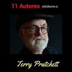 11 Autores similares a Terry Pratchett