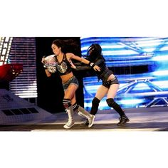 WWE Divas, August 1st Smackdown Results – Friends With Benefits? ❤ liked on Polyvore featuring home and home decor