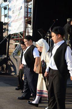 The Junior Greek Dancers!