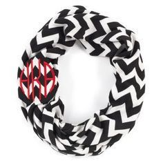 Go Dawgs!!! Show your School Pride with this fabulous infinity scarf! Just add a G with red thread!! #UGA #gameday #becausefashioniseverywear