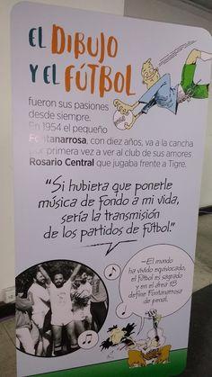 """De la muestra: """"Los chicos con Fontanarrosa"""" http://www.ccrf.gob.ar/page/noticias/id/289/title/Los-chicos-con-Fontanarrosa Ver esta y demás fotos de la muestra: https://photos.google.com/share/AF1QipNlt6o-W91SvU8x7-4ChlzM0QHF85Swgn1OqauOlBAb2ACZJcQskn20f7uvxbH7gw?key=Y09XSmFsQVdJaGlxNDk2SEJ3cEs1UlVPZDI0eVl3 ¡Muchas gracias, @danicattarossi, por tus fotos! Hiciste un registro de la muestra que es verdaderamente de lujo."""