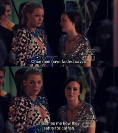 gossip girl | S & B. -one of my personal favorite quotes in GG history-