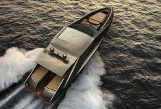 Lamborghini Yacht Concept by Mauro Lecchi III
