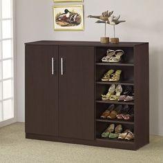 Grande Multi-Purpose and Shoe Cabinet modern shoeracks. Nice design