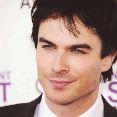 Ian Somerholder. This man is beautiful <3