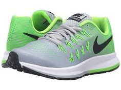 Image result for nike zoom pegasus 33 grey and green