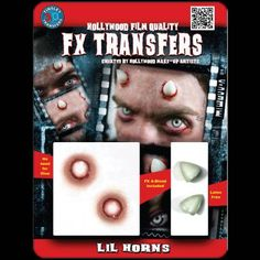 Lil Horns - 3D FX Transfers