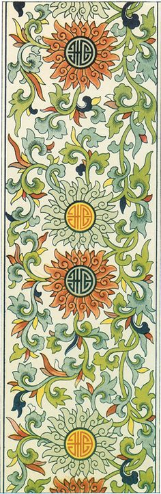 Welcome to Dover Publications: Owen Jones' Chinese Ornament