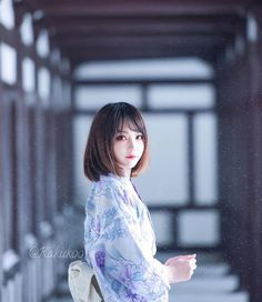 Likes, 61 Comments - 犬神洛洛子( ͒ Cute Japanese, Japanese Kimono, Yukata Kimono, Estilo Anime, Japan Girl, Japanese Outfits, Kawaii Girl, Poses, Best Cosplay