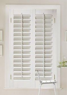 Jcpenney   JCPenney Home Faux Wood Plantation Shutter   Jcpenney
