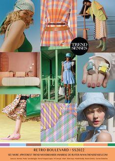 Fashion Themes, Fashion Colours, Colorful Fashion, Kids Fashion, Fashion Show, Spring Summer Trends, Spring Fashion Trends, Spring Tops, New Trends