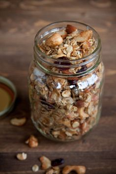 Gluten-Free Rise 'n Shine Granola with Coconut, Almonds, and Cashews
